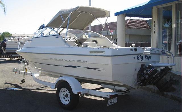 2002 Bayliner 1952 Capri Cuddy Price 11 500 00 Stockton