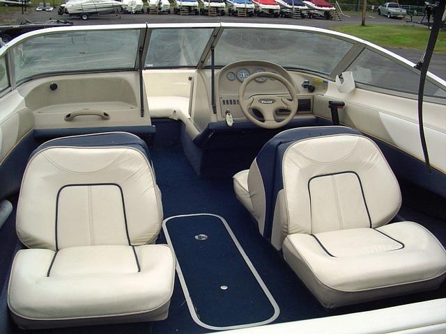1996 BAYLINER 1600 Capri, Price $3,295 00, White Bluff, TN