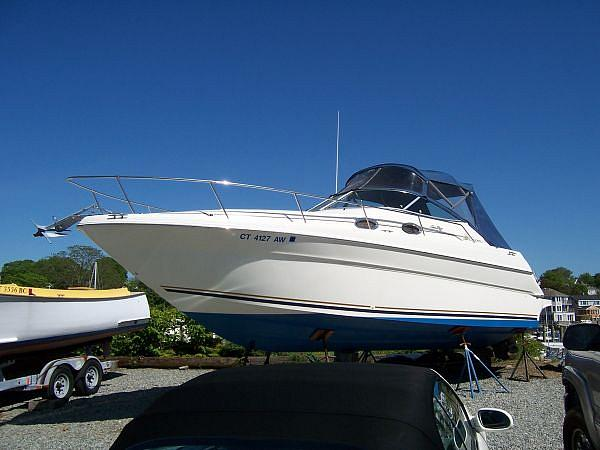 2000 Sea Ray 270 Sundancer Noank CT 06340 Photo #0051319A