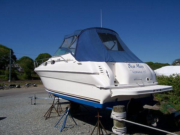 2000 Sea Ray 270 Sundancer Noank CT 06340 Photo #0051319A