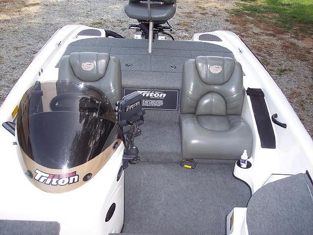 2000 Triton TR 20 Woodleaf NC Photo #0051466A