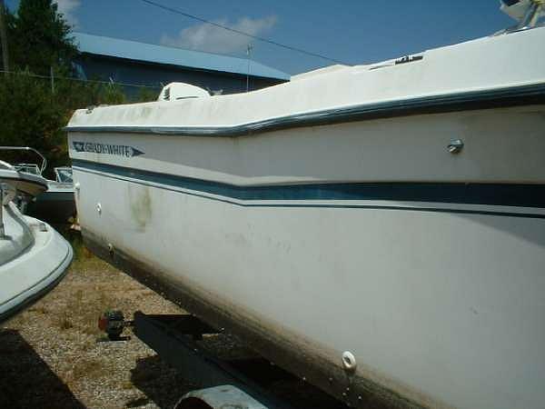 1986 Grady-White 248 Offshore Pro Dawsonville GA 30534 Photo #0051574A