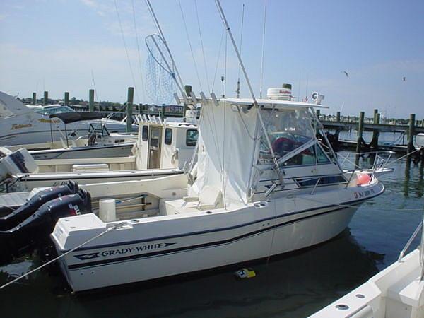 1989 Grady White New Power Gulf Stream Cape May NJ 08204 Photo #0052042A