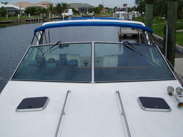 1989 Sea Ray 300 Weekender NEW Tarpon Springs FL 34689 Photo #0052117A