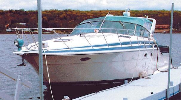 1989 Wellcraft Portofino 4300 Tiverton RI 27214 Photo #0052175A