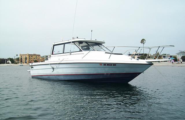 1990 Bayliner 2459 Trophy Price 8 900 00 Yuma Az