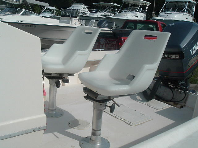 1991 PARKER BOATS Center Console Murrells Inlet SC 29576 Photo #0052426A