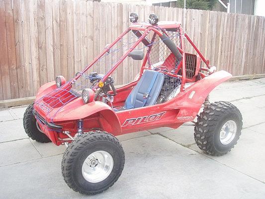 1989 Honda PILOT, Price $8,000.00, Bell, CA, All Terrain ...