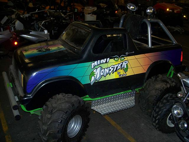Mini Monster Truck Go Karts http://atvsforsale.internetrader.com/MAG_AllTerrainVehicles__Photos_Zoom________20091023616021033543_20091023164330314756_________.html