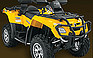 2007 CAN-AM OUTLANDER.