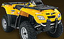 Show the detailed information for this 2008 CAN-AM OUTLANDER.