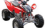 Show the detailed information for this 2008 MOTOBRAVO ATV-300cc XY Sports.