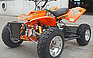 Show the detailed information for this 2008 VIVA ATV-125cc Rocky Large Fra.