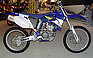 Show the detailed information for this 2004 YAMAHA YZ250F.