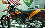 Show the detailed information for this 2009 KTM 250 XCF-W.