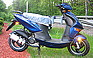 Show more photos and info of this 2009 TOMOS MOPED NITRO 50cc 4-STROKE.