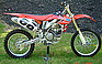 Show the detailed information for this 2006 HONDA CRF450R.