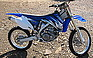Show the detailed information for this 2006 YACHT CLUB YZ450F.