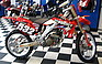 Show the detailed information for this 2007 HONDA CRF250R.