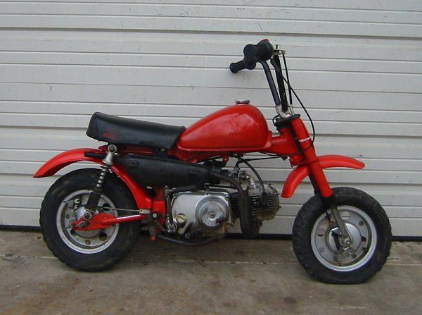 1979 honda z50 mini trail houston tx stock number 2044 rh motorcyclesforsale internetrader com Honda 50Cc Trail Bike Honda 50Cc Trail Bike