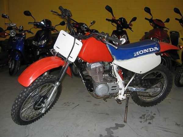 1988 honda xr80 price enfield ct motorcycle for Honda enfield ct