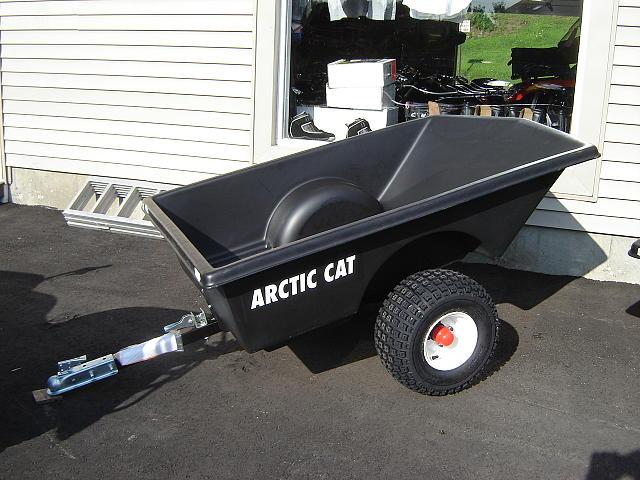 2009 ARCTIC CAT ATV UTILITY TRAILER, Price $525.00 ...