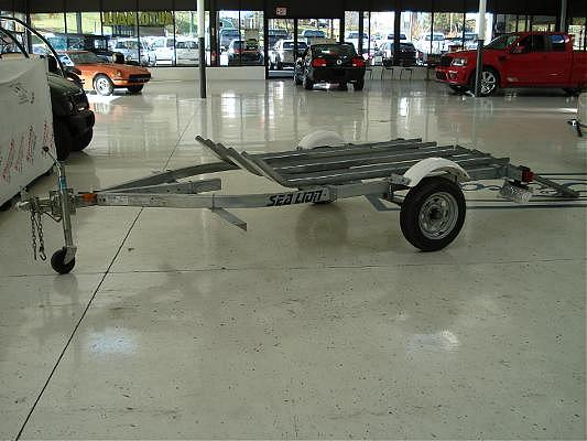 2007 Sea Lion motorcycle trailer, Price $999.00, Bedford ...