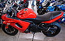 Show the detailed information for this 2008 KAWASAKI NINJA 650 new.