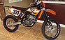 Show the detailed information for this 2008 Ktm 450 SX-F.