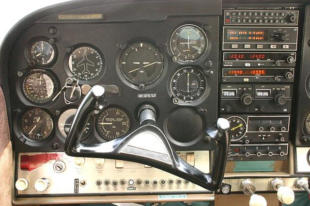 1966 CESSNA 182 SKYLANE Tulsa OK 74132 Photo #0062200C