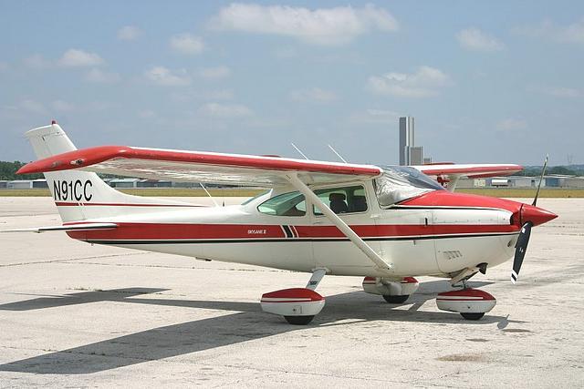 1978 CESSNA 182Q, Price $74,900 00, Tulsa, OK, Stock Number N91CC