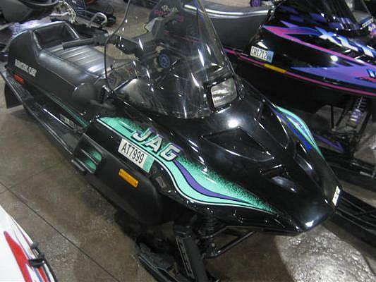 Arctic Cat 440 Puma. 1994 Arctic Cat 440 Jag