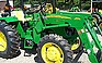 Show the detailed information for this 2009 JOHN DEERE 5055e.