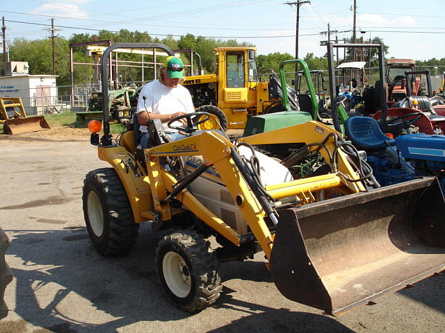 Parts Heavy Equipment Trader : Cub cadet price longview tx loaders