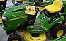 Show the detailed information for this  JOHN DEERE L111 LAWN TRACT.