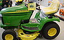 Show the detailed information for this  JOHN DEERE LX280 LAWN TRAC.