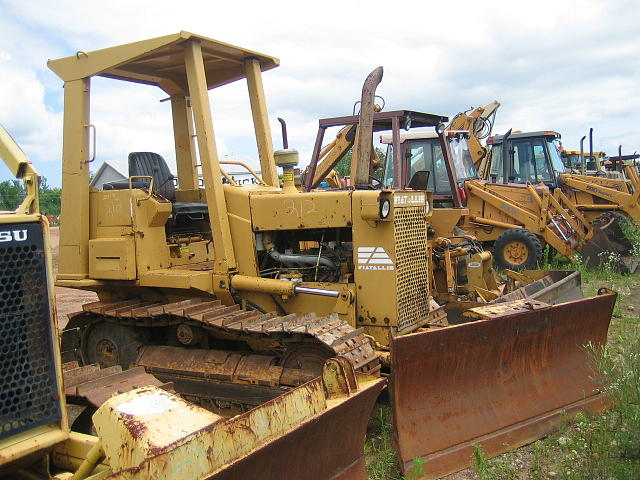 Parts Heavy Equipment Trader : Fiat allis fd price wittenberg wi