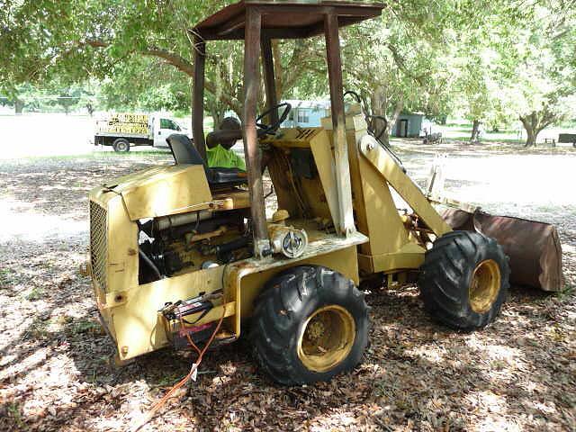 Swinger loader parts