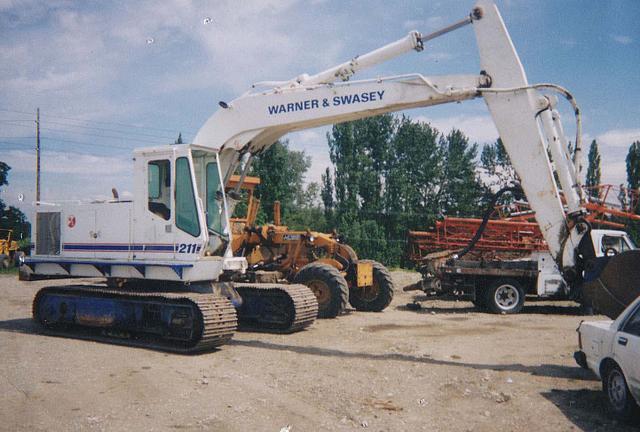 Ford 4000 Warner Swasey Fork Lift : Warner swasey excavator price tacoma wa
