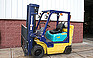 Show the detailed information for this 2003 KOMATSU FG45BCS-7.