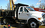 Show the detailed information for this 2004 FORD F750.