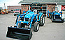 Show the detailed information for this 2004 NEW HOLLAND TC 45 DA HST.