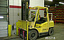 Show the detailed information for this 2005 HYSTER H80XM.