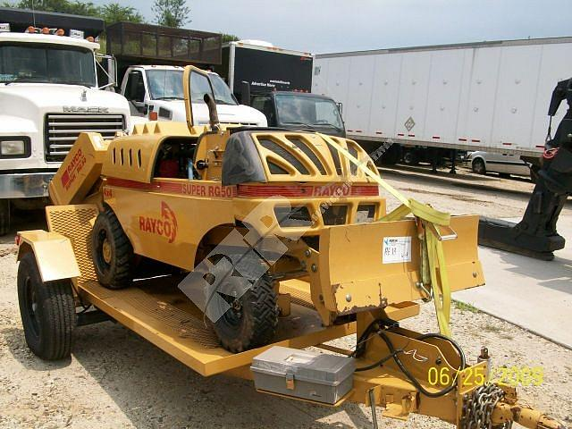 Parts Heavy Equipment Trader : Rayco rg super price winder ga stock