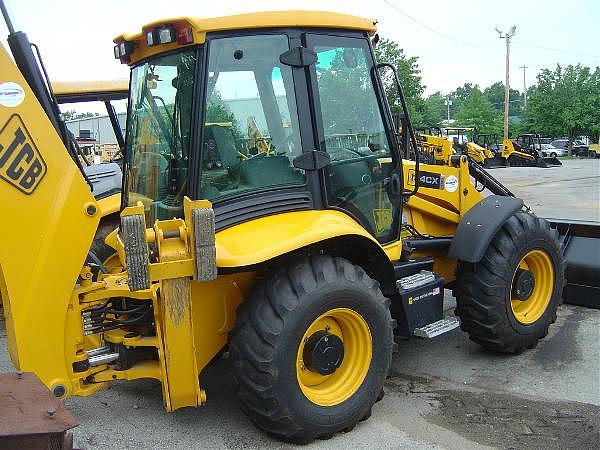 2008 Jcb 4CX 15 Cincinnati OH 61523 Photo #0073602A