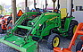 Show the detailed information for this 2005 JOHN DEERE 3320.