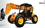 Show the detailed information for this 2007 JCB 506C LOADALL.