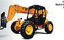 Show the detailed information for this 2007 JCB 508C LOADALL.