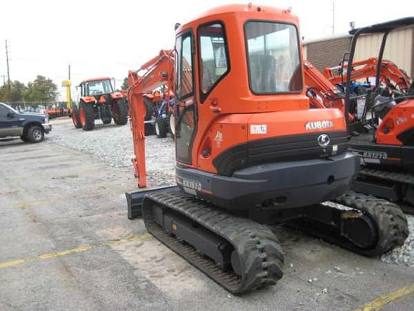 2007 Kubota KX-161-3 Lithonia GA 30058 Photo #0076620A