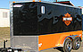 Show the detailed information for this 2010 FREEDOM Enclosed Traile.